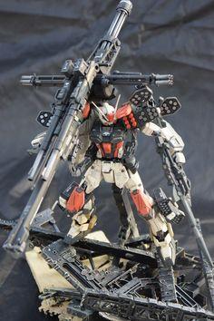模型・プラモデル投稿コミュニティ【MG-モデラーズギャラリー】ガンプラ|AFV|ジオラマ| - Prometheus Gundam by Capuchino ^^