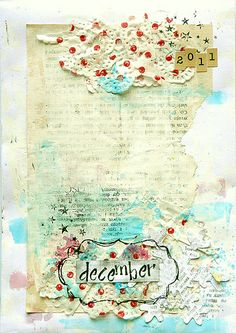 Journal Your December -- cover