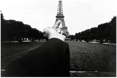 Study of Perspective: Paris by Ai Wei Wei