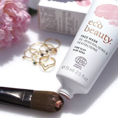 Ihastuttava Ecobeatyn savinaamio kaikille ihotyypeille!