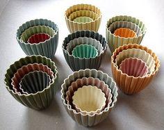 hann bertelsen: ceramic fluted cups