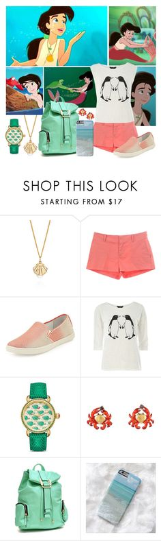 """Melody Fresh Today"" by micuwinter ❤ liked on Polyvore featuring Lee Renee, Disney, See by Chloé, Alice + Olivia, Dorothy Perkins, Michele, Les Néréides and Dasein"