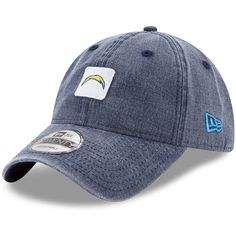 f8565a70d99 Los Angeles Chargers New Era Stamped Adjustable Hat – Navy. NFL Caps   Hats