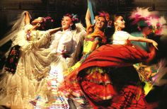 The Long Center presents Ballet Folklorico de Mexico, September 13 in Dell Hall.