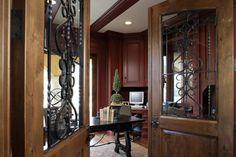 Monte Sereno Tuscan Custom Home - mediterranean - home office - san francisco - by Conrado - Home Builders