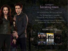 U.K. 'Twilight' distributor sets up post-'Breaking Dawn' fan hotline