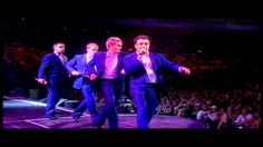 """Westlife sings Friends theme song """"I'll Be There for You"""" - Turnaround tour"""