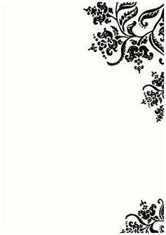 Die-cut Bracket A7 Printable Wedding Invitations - i want this ...