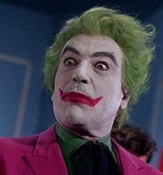 'The Joker' ('Cesar Romero') on 'Batman' TV Series Joker Batman, Batman 1966, Batman Art, Batman Robin, Gotham Batman, Real Batman, Batman Tv Show, Batman Tv Series, Mark Hamill