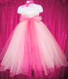 tutu gown 4/6- back