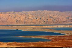 Chromatic view – Dead Sea