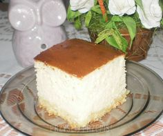 Baking Recipes, Cake Recipes, Healthy Recipes, Food Cakes, Cheesecakes, Sugar Cookies, Vanilla Cake, Good Food, Food And Drink
