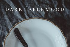 DARK TABLE MOOD by PIIRTO PHOTOGRAPHY Dark Table, Dark Images, Animal Posters, Build Your Brand, Fashion Photo, Ecommerce, My Photos, Mood, Articles