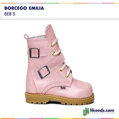 #Borcego Emilia de Beb's para #Moda #Nenas  Para ver talles y comprar ¡Hacé click en la imagen!
