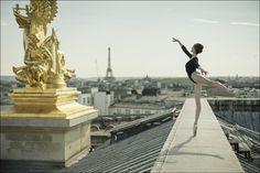 Katie - Palais Garnier, Paris