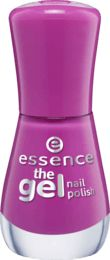Nagellack the gel nail polish violett 95 von #essencecosmetics Preis 1,55€ bei dm