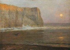 Jakub Schikaneder  The Quiet sea 