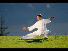 Many people practice Tai Chi to improve their health and well-being. One of the benefits is that it heals your body. Learn more of how Tai Chi works. Tai Chi Chuan, Tai Chi Qigong, Qi Gong, Dojo, What Is Tai Chi, Benefits Of Tai Chi, Tai Chi Video, Tai Chi Exercise, Tai Chi For Beginners