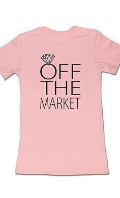 Off the market tee - I so need this! And so does Sister  :)