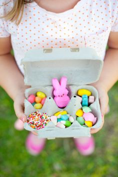 Easter Sundae Kit DIY - Shop Sweet Lulu Blog