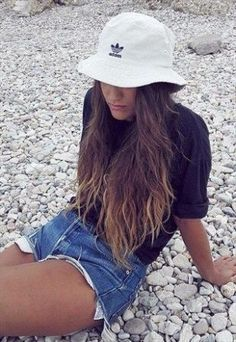 487a56ceecd 21 Best Bucket Hat Outfit images