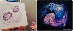 #art #artwork #artoftheday #arts #artstagram #artshow #artlife #artgallery #artpop #instagramanet #instatag #illustration #illustrator #illustrations #illustrate #drawing #drawings #drawingoftheday #picture #pictureoftheday #pictures #pictureperfect #sketch #sketchbook #paper #pen #pencil #ganagaillustration #ganagaart #ganagalife #dreawboy #cartonstyle #disneystyle #redhaire #chinesecresteddog #beautyillustration #chanel #lipstick #fashionillustration #jellyfish