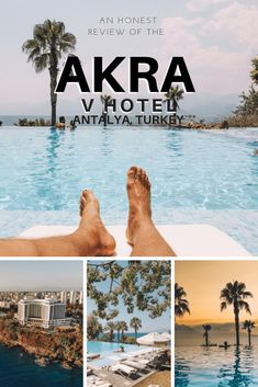 Akra V Hotel Review, Antalya, Turkey Turkey Vacation, Turkey Travel, Turkey Hotels, Paradise Travel, Leading Hotels, Online Travel, Great Hotel, Water Activities, Best Location
