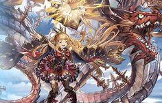 Granblue Fantasy - Cagliostro - Phat Company(?) - Statuen / PVC - Figuren - Japanshrine | Anime Manga Comic PVC Figur Statue | Game