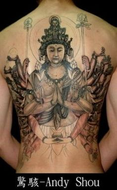 138 Best Tattoo Buddha Ganesh Other Gods Images In 2013