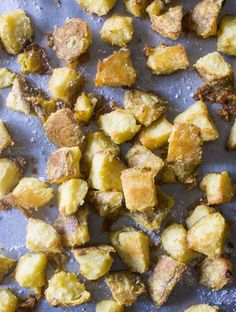 Perfect crispy roast potatoes