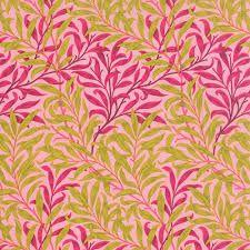 The Morris Jewels by Barbara Brackman for Moda Tonal Pink Garnet // Moda Fabrics at Juberry Quilt Kits, Jewel Box, Background Templates, William Morris, Pink And Green, Garnet, Vines, Jewels, Quilts