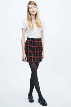 School uniform style