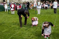 The White House Easter Egg Roll ticket lottery is open 2/23/15 - 2/26.15.