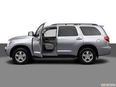 2012 Toyota Sequoia SUV