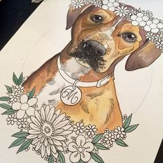 Tattoo Dog                                                                                                                                                      More
