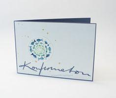 SeepferdchenDesign: Konfirmationskarte
