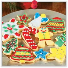 Classic Sugar Cookies Recipe