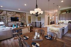 10 best charleston series schumacher homes images on pinterest schumacher homes charleston a great room kitchen malvernweather Images