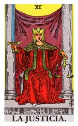 The origins of the Tarot are surrounded with myth and lore. The Tarot has been thought to come from places like India, Egypt, China and Morocco. Others say the Tarot was brought to us fr Major Arcana Cards, Tarot Major Arcana, Tarot Astrologico, Charles Fourier, Tarot Rider Waite, Tarot Waite, Justice Tarot, Rose Croix, Tarot Cards For Beginners