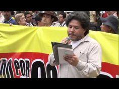 Congreso Popular clausura simbólicamente de la Bolsa Mexicana de Valores...