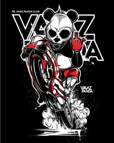 VanzPanda create & vector by Mohogono . Vector Design, Vector Art, Logo Design, Typography Drawing, Skateboard Deck Art, Online Tshirt Design, Stoner Art, Samurai Art, Dope Art