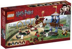 Amazon.com: LEGO® Harry Potter(TM) Quidditch Match 4737: Toys & Games