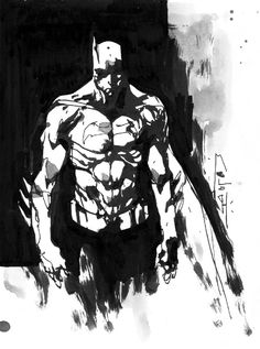 Batman by Arturo Lauria