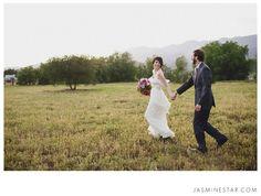 Ojai Wedding Photos in a Teepee - Jasmine Star Photography Blog