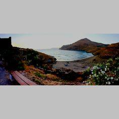 Marmari Paradise Beach Bars, Mountains, Water, Travel, Outdoor, Gripe Water, Outdoors, Viajes, Destinations