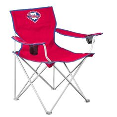 Philadelphia Phillies MLB Deluxe Folding Chair
