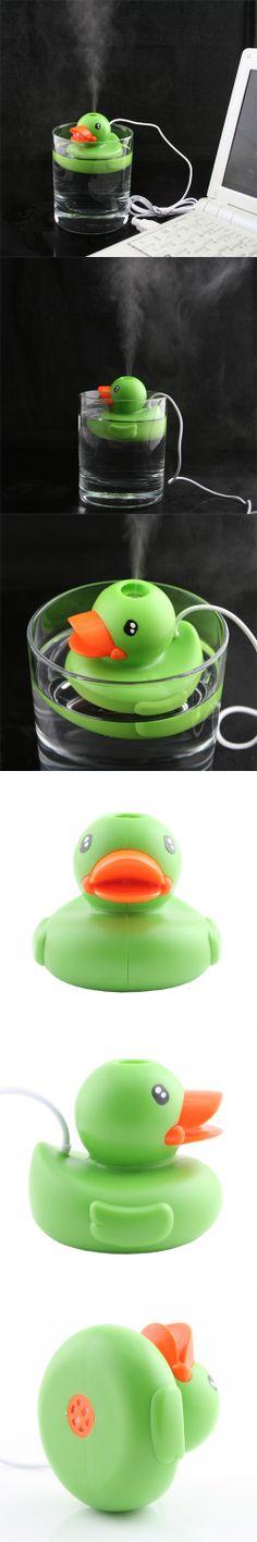USB Floating Ducky Humidifier http://www.usbgeek.com/products/usb-floating-ducky-humidifier