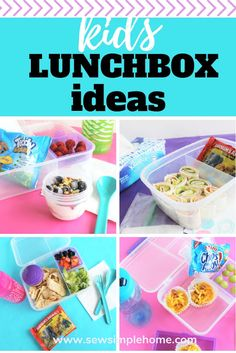5 Quick Lunch Ideas Every Parent Should Make for their school age child. Plus, a free printable shopping list and menu to make the process easy and quick. Diy Crafts For Kids Easy, Kids Diy, Kids Crafts, Walmart Kids, School Lunch Box, School Lunches, Quick Lunch Recipes, Printable Shopping List, Lunch Items