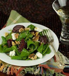 Gluten Free Quick Roasted Beet Salad Recipe on Yummly