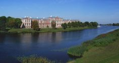 Jelgava Palace or Mitava Palace is the largest Baroque-style palace in the Baltic states.
